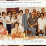 1981 Photo of Stanton Lions and Lionesses.