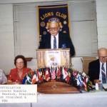 Ed Mendick past president 1987