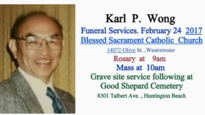 info about Karl Wong's Services.